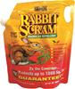Rabbit Scram 2.0 Shaker Bag rabbit scram, rabbitscram, get rid of rabbits, rabbit repellent